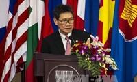 Le secrétaire général de l'ASEAN salue la présidence vietnamienne