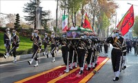 Iran : Médaille militaire pour le physicien nucléaire assassiné Mohsen Fakhrizadeh