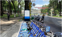Hô Chi Minh-Ville : les vélos publics Mobike au banc d'essai