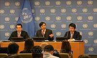 Mission du Vietnam auprès du Conseil de sécurité de l'ONU en 2020