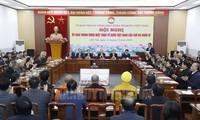 3e conférence du comité central du Front de la Patrie