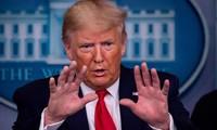 Donald Trump rejette le plan de soutien à l'économie américaine