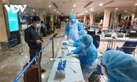 L'aéroport international de Tân Son Nhât reçoit le certificat international de prévention et de contrôle sanitaire