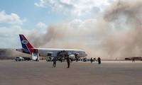 Yémen : Au moins 26 morts et des dizaines de blessés dans des explosions à l'aéroport d'Aden
