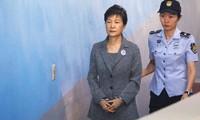 La peine de prison contre l'ex-présidente sud-coréenne Park confirmée