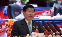 Congrès du PRPL: messages de felicitation des dirigeants vietnamiens