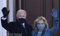 Investiture de Joe Biden : félicitations des dirigeants du monde