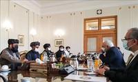 """Téhéran appelle à la formation d'un gouvernement """"inclusif"""" à Kaboul"""