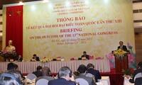 Le Vietnam intensifiera sa modernisation