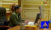 Myanmar: première réunion après le remaniement du cabinet gouvernemental