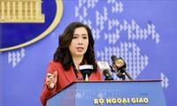 Conférence de presse du ministère vietnamien des Affaires étrangères