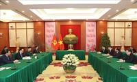 Vers une coopération renforcée entre le Vietnam et la Russie