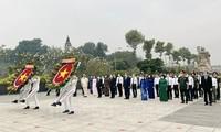 Hô Chi Minh-Ville : les autorités municipales rendent hommage aux héros morts pour la Patrie