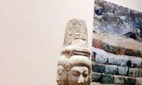 Exposition «Couleurs culturelles des ethnies minoritaires Khmer, Cham et Hoa» et 5 trésors nationaux