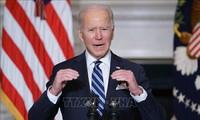 Joe Biden dans le Wisconsin pour défendre ses 1900 milliards de dollars