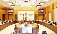 Ouverture de la 53e session du comité permanent de l'Assemblée nationale