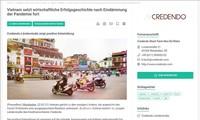 Credendo salue le rétablissement économique du Vietnam