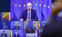 Le sommet de l'UE ajuste sa stratégie globale pour faire face à la pandémie