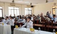 Élections législatives: Ninh Thuân lance un mouvement d'émulation