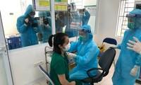 Covid-19: début de la campagne de vaccination à Hanoï
