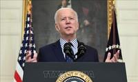 Le président américain Joe Biden signe un décret pour faciliter l'accès au vote