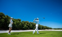 Pour l'élection du Vietnam comme meilleure destination pour le golf du monde