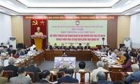 Législatives: deuxième conférence consultative organisée par le Front de la patrie du Vietnam