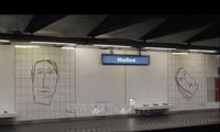 Cérémonie d'hommage aux victimes des attentats à Bruxelles