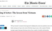 """Un site philippin apprécie la """"formule"""" vietnamienne anti-Covid-19"""