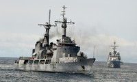 Nigéria: un grand exercice naval international contre la piraterie