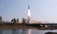 Sergueï Lavrov appelle à la paix en péninsule coréenne