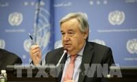 Le secrétaire général de l'ONU appelle les pays riches à partager leurs vaccins