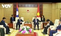 Tô Lâm reçoit l'ambassadeur du Royaume-Uni au Vietnam