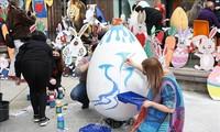 Covid-19: l'OMS appelle à privilégier l'extérieur pour Pâques à venir