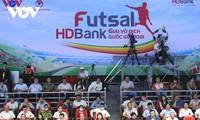 Ouverture du Championnat national de futsal HDBank