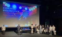 L'éloquence à l'honneur au lycée français Alexandre Yersin…