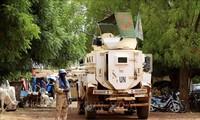 Mali: Trois Casques bleus grièvement blessés dans une attaque