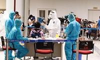 Covid-19: quatre cas exogènes et une contamination dans un centre de confinement