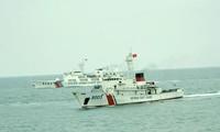 Vietnam - Chine: fin de la patrouille maritime conjointe