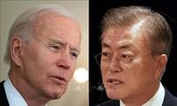 Moon Jae-in partira ce mercredi aux États-Unis pour un sommet avec Joe Biden