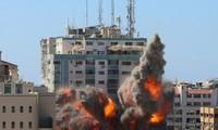 Israël poursuit ses attaques «avec une force maximale» contre Gaza