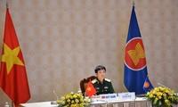 Forum régional de l'ASEAN 2021: dialogue sur la Défense