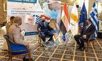Les ministres de la Défense de Chypre, de la Grèce et de l'Égypte s'engagent à renforcer leur coopération