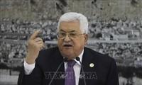 Conflit israélo-palestinien: Mahmoud Abbas appelle à un processus de paix soutenu par la communauté internationale