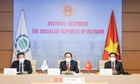 Le Vietnam à la 142e Assemblée générale de l'Union interparlementaire (UIP)