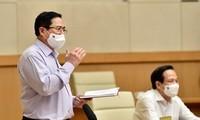 Covid-19 : Le PM demande d'attaquer à toute force la pandémie