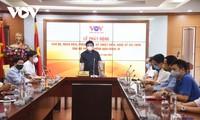 VOV lance une collecte de fonds en faveur de la lutte anti-Covid-19