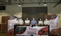 EVFTA: Exportation du premier lot de litchis de Hai Duong à destination de l'UE