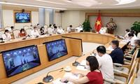 Vu Duc Dam: les localités doivent accélérer les tests de dépistage