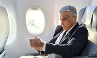 Le chef de la diplomatie israélienne Yaïr Lapid en première visite aux Emirats arabes unis